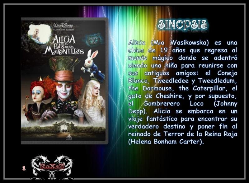 Alicia En El País De Las Maravillas [MKV-693MB-BRrip-Latino] Imagen10