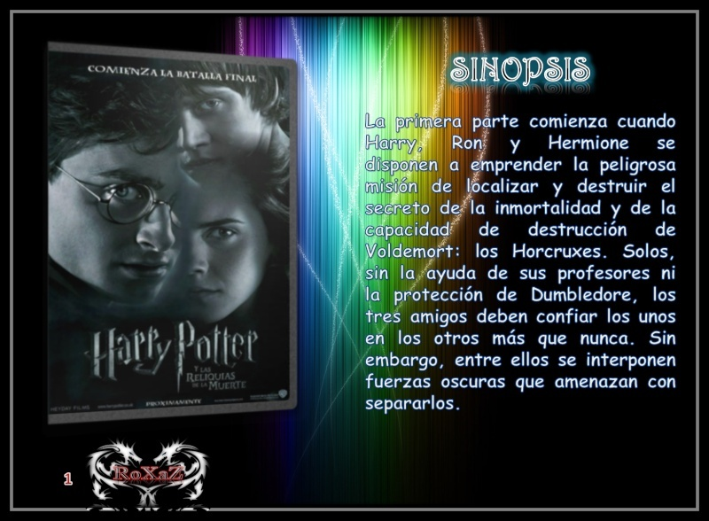 Harry Potter 7  [MKV-685MB-BRRip-Latino-MF] Imagen29