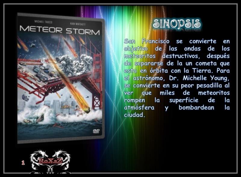 Lluvia De Meteoritos  [MKV-695MB-BRRip-Latino-MF] Imagen33