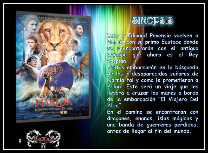 Las Crónicas De Narnia 3 La Travesía Del Viajero Del Alba [MKV-693MB-BRRip-Latino-MF] Imagen51