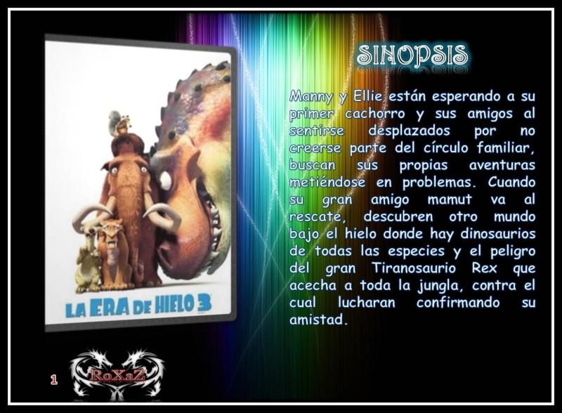 La Era De Hielo 3  [MKV-691MB-DVDRip-Latino-MF] Imagen61