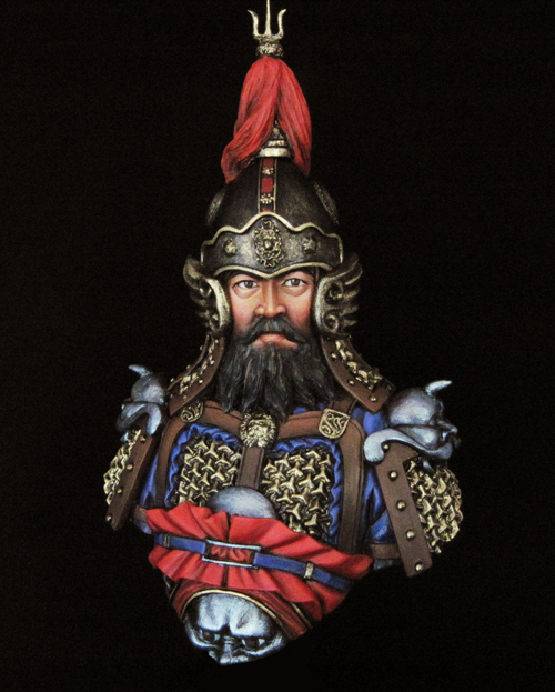 Tang Dynasty General of China-Linjo Models for April 1110