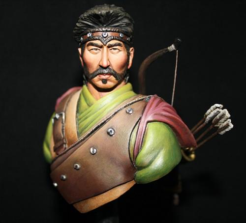 Mongolian Warrior-Linjo Models May Release 112