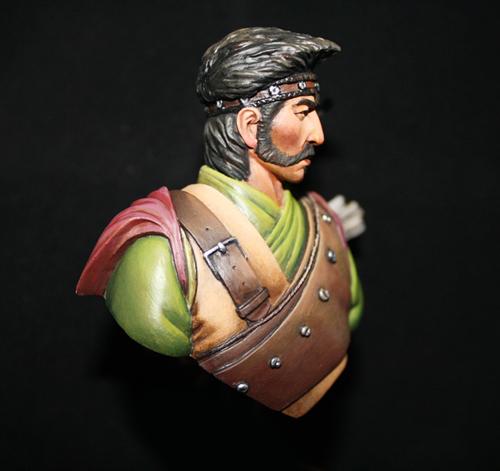 Mongolian Warrior-Linjo Models May Release 210