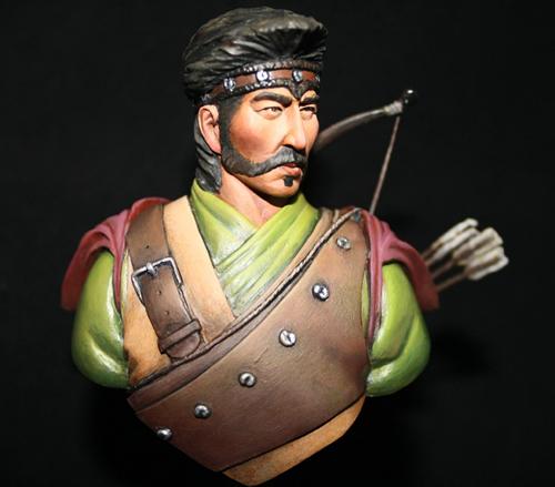 Mongolian Warrior-Linjo Models May Release 310