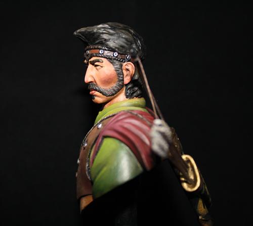 Mongolian Warrior-Linjo Models May Release 411