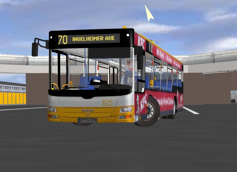 Good Vbus Import?? MAN NL 273 Lion's City: Screen10