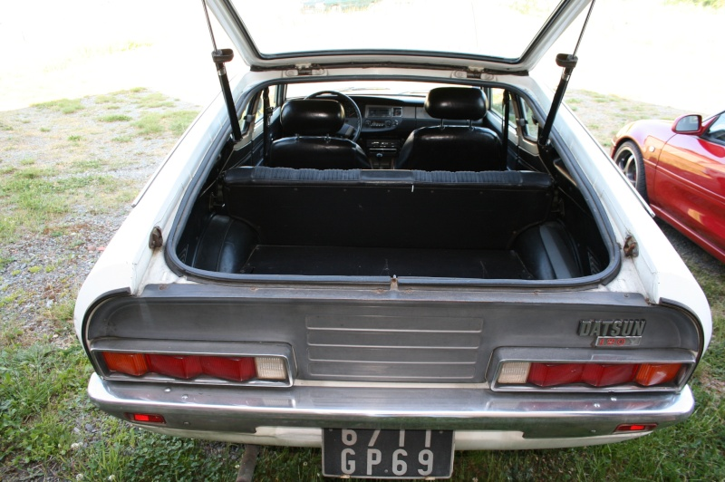 Mon coupé Datsun 120Y - Page 2 Img_2513