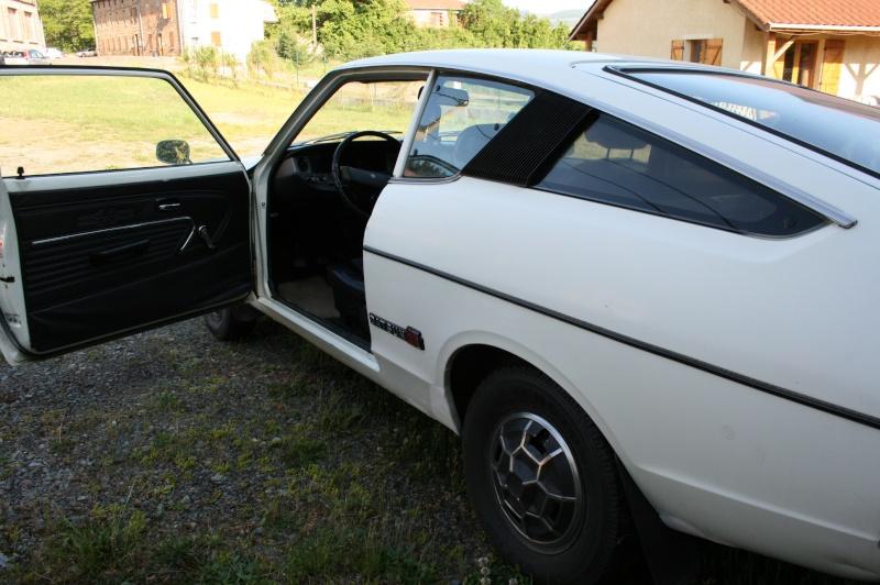 Mon coupé Datsun 120Y - Page 2 Img_2521