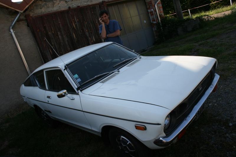 Mon coupé Datsun 120Y - Page 2 Img_2527