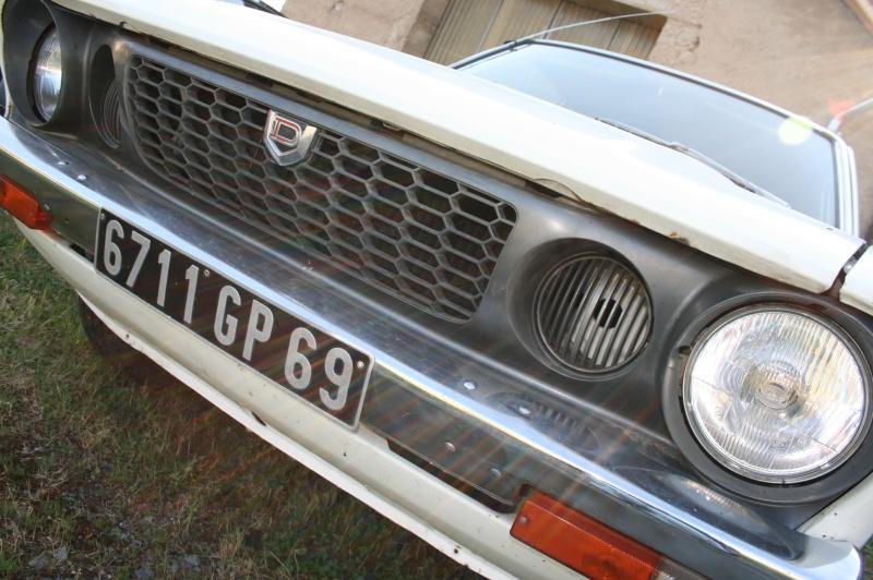 Mon coupé Datsun 120Y - Page 2 Img_2528