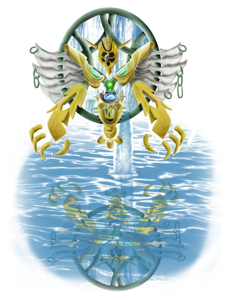 monstre elemantaire d'eau Elemen11