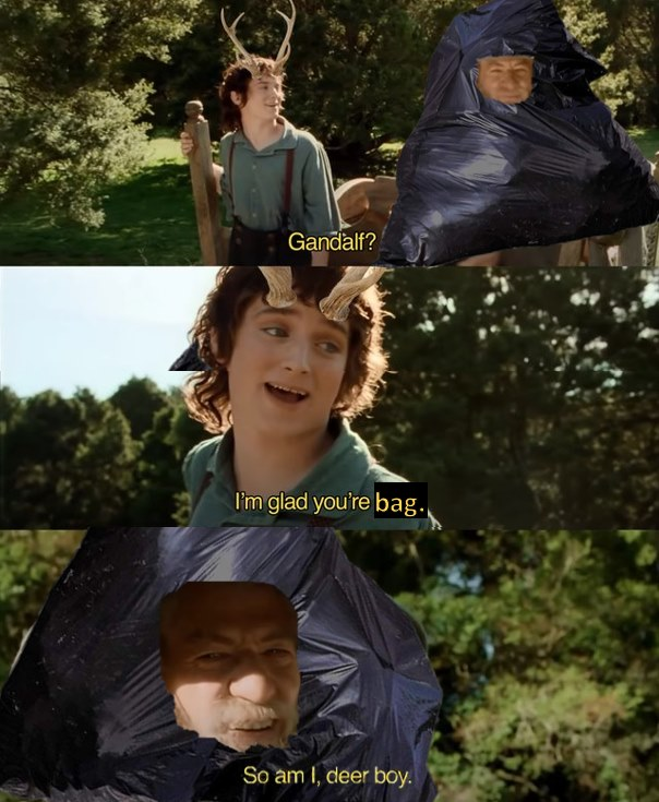 Lord of the Rings Humour: Parodies, Satires and More [4] - Page 19 Ltr10