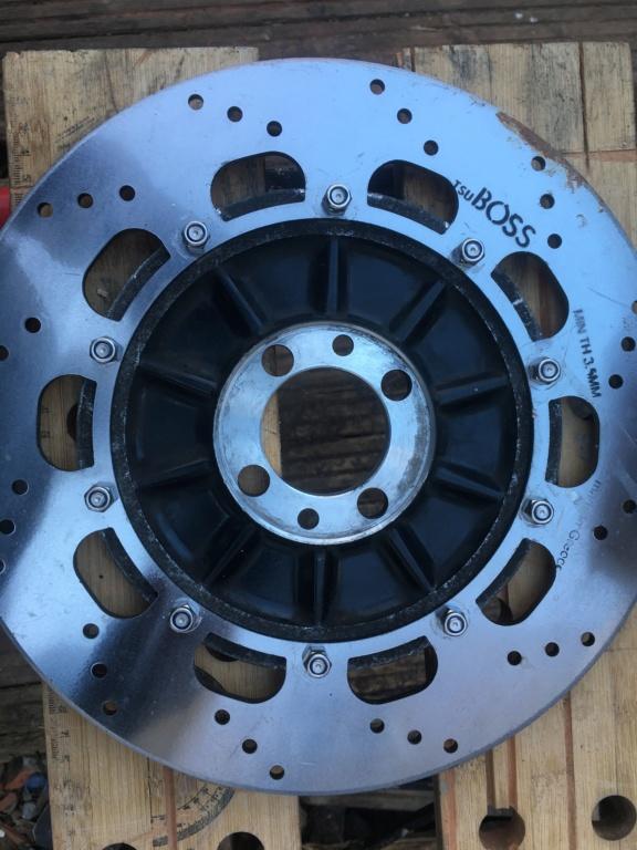 Brake discs 4df42110