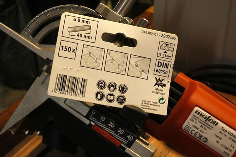 Mafell DD40  40mm10