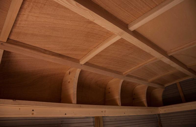 [fabrication] Un toit de roulotte de bohème - Page 18 Biblio10