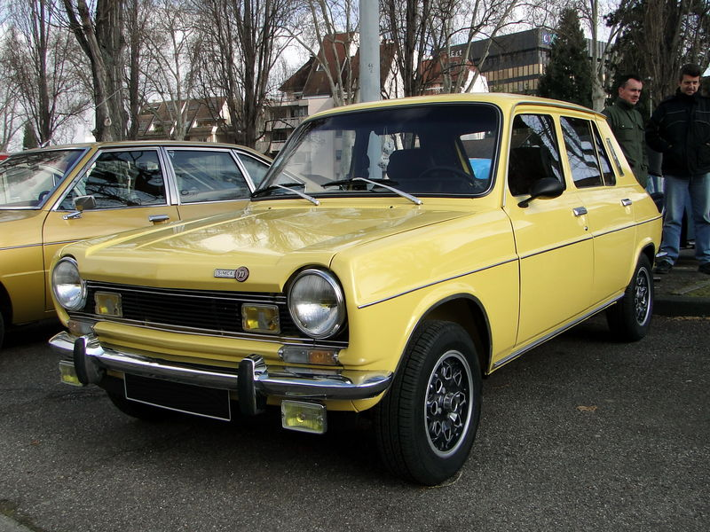 simca 1100 speciale 1975