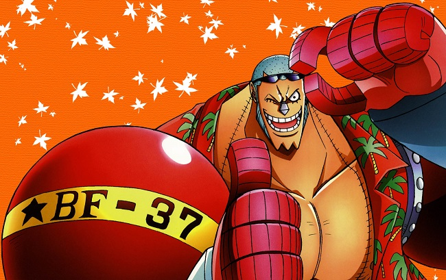 One Piece [Personnages] Franky11