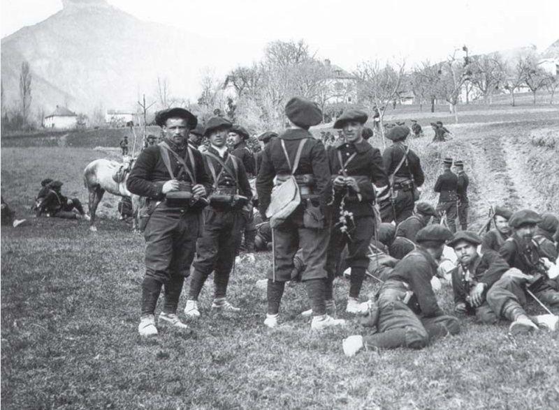 Nouvelles photos de nos Alpins. Biv310