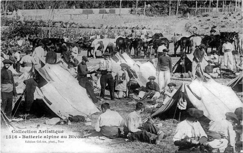 Nouvelles photos de nos Alpins. Biv910