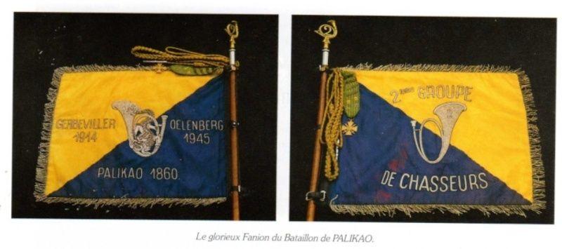 Les fanions de 1914 à nos jours Fc510