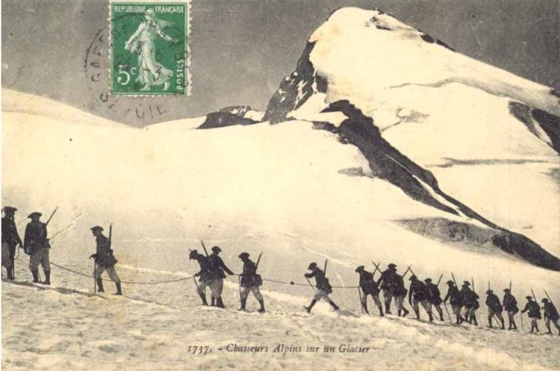 Nouvelles photos de nos Alpins. Gla111