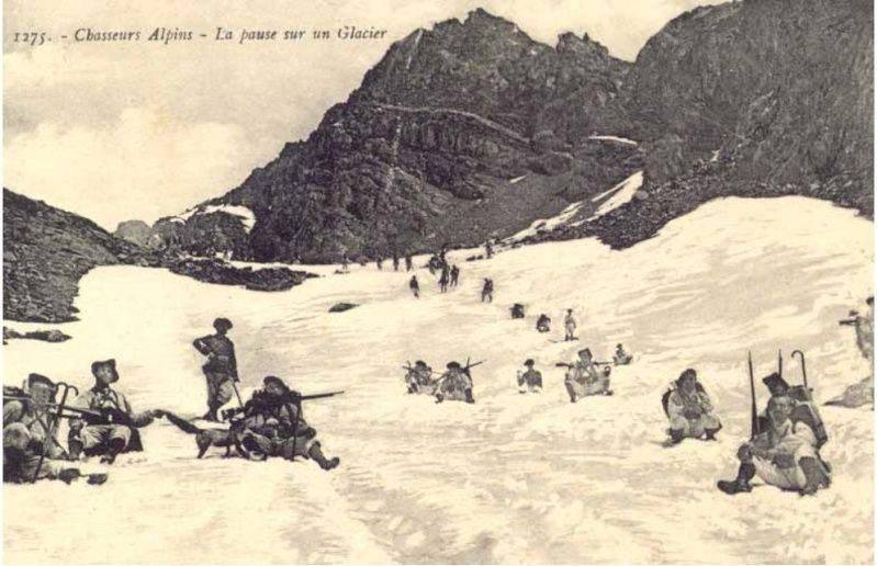 Nouvelles photos de nos Alpins. Gla310