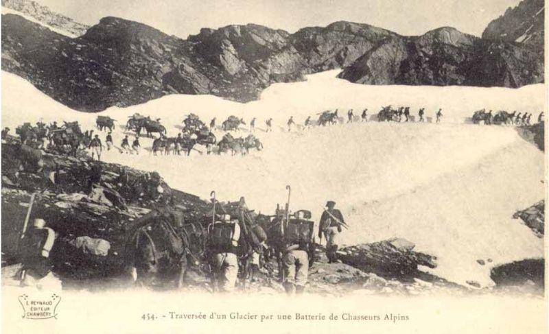 Nouvelles photos de nos Alpins. Gla510
