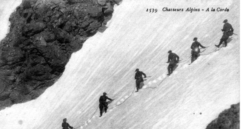 Nouvelles photos de nos Alpins. Gla610
