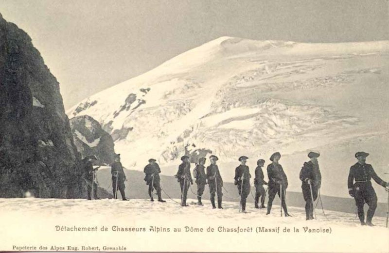 Nouvelles photos de nos Alpins. Gla910