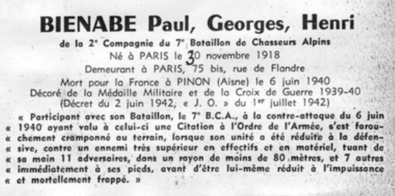 Nos Chasseurs célèbres. - Page 5 Pb110