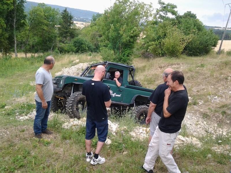 Sortie sur le terrain de ligny en barrois le 19/07/2015 20150710