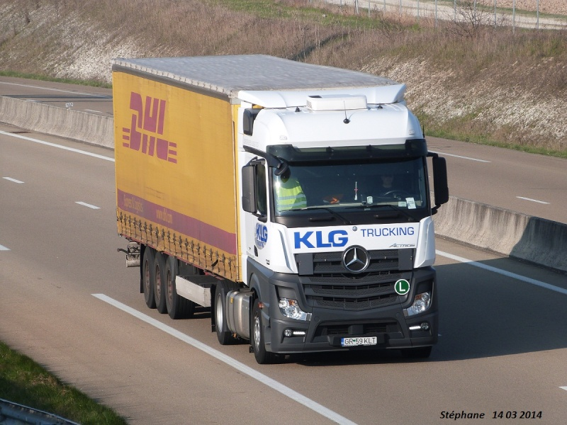 KLG Trucking  (Bucarest) P1210312