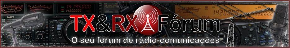 TX RX Fórum