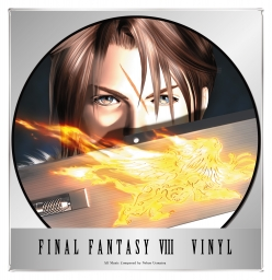vinyles final fantasy VIII numéroté B5510310