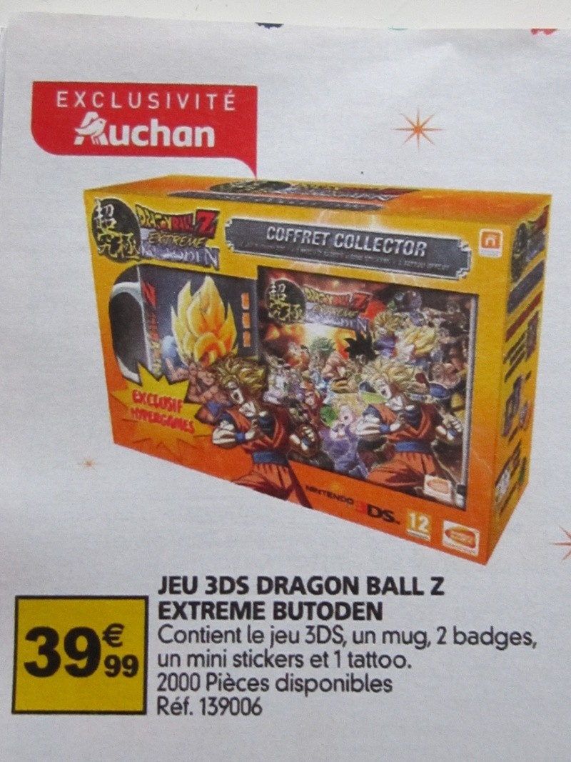 3DS Dragon Ball Z Extreme Butoden. Img_0081