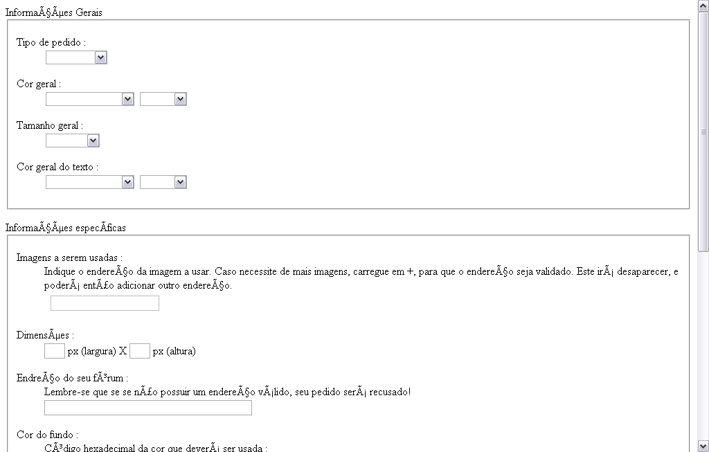 Personalizar formulário Formul11