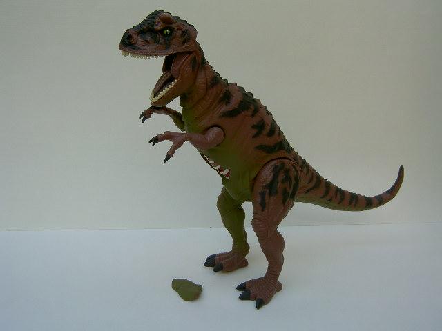 the lost world series 1 dinosaur list Carno410