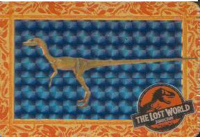 the lost world series 1 dinosaur list Compy10