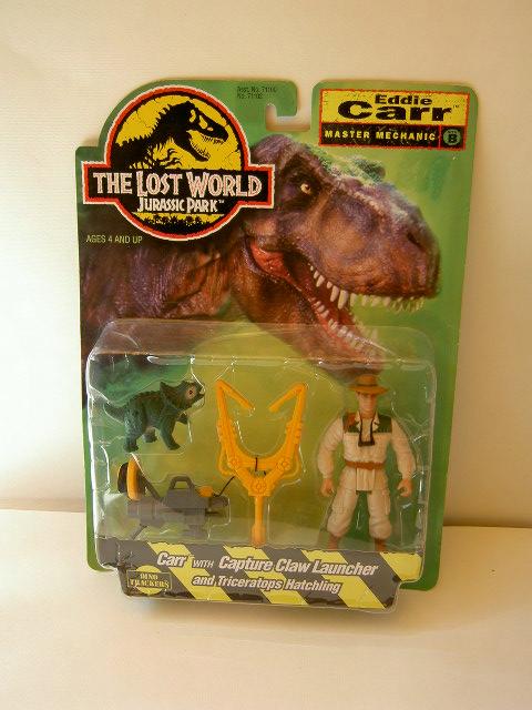 the lost world series 1 dinosaur list Eddie10