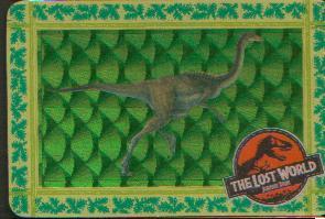 the lost world series 1 dinosaur list Galli10