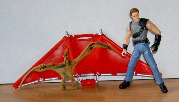 jurassic paark 3 toys Loose20