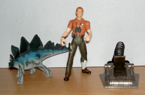 jurassic paark 3 toys Loose22