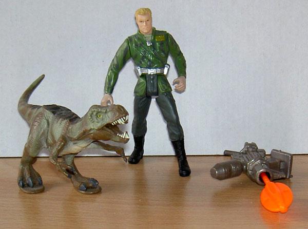 jurassic paark 3 toys Loose24