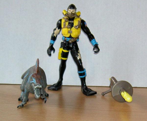 jurassic paark 3 toys Loose25