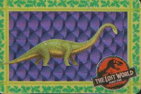 the lost world series 1 dinosaur list Mamen10