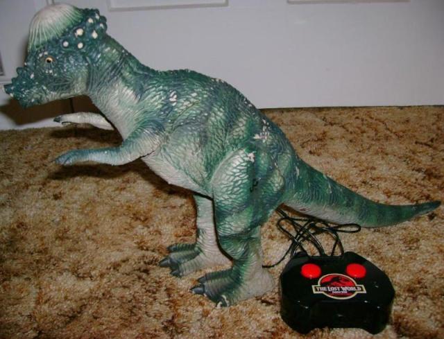 the lost world series 1 dinosaur list Pachy311