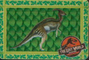 the lost world series 1 dinosaur list Para10