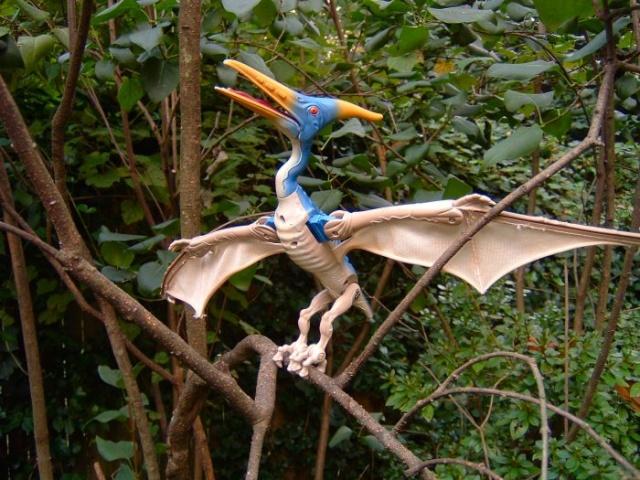the lost world series 1 dinosaur list Pteran12