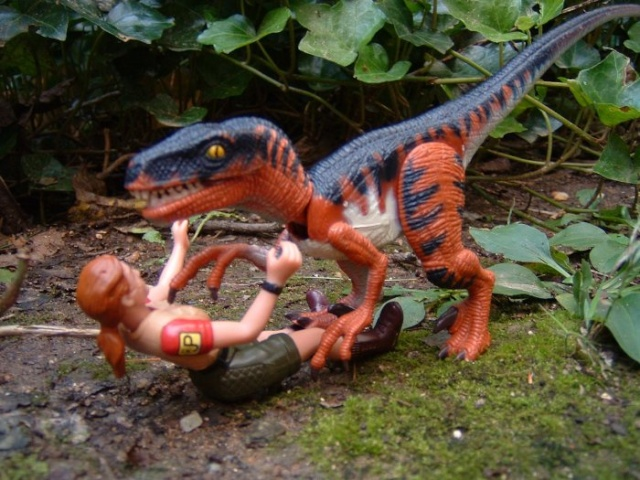 the lost world series 1 dinosaur list Raptor13